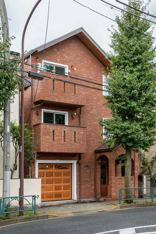 ケンブリックのレンガの家の特徴