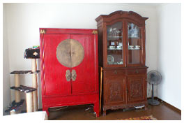 設計段階から家具の寸法を考える