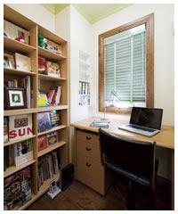 夫婦兼用の書斎